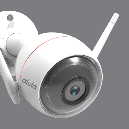 ALULA SECURITY CAMERA